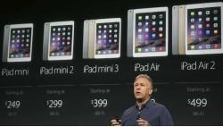 Apple iPad Air 2, iPad Mini 3, yeni iMac ve Mac Mini'lerini tanıttı