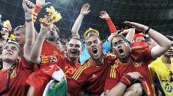 Avrupa'nın En Büyüğü İspanya Oldu...