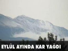 Erzincan Erzurum'u geçti...