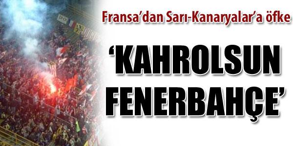 'Kahrolsun Fenerbahçe'