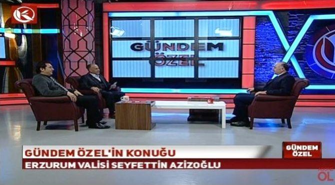 Vali Azizoğlu'ndan İstihdam Müjdesi