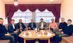 Milletvekili Aydemir'den MÜSİAD istişaresi