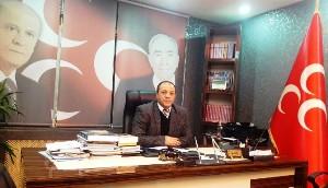MHP Erzurum İl Başkanı Naim KARATAŞ'tan 12 Mart mesajı