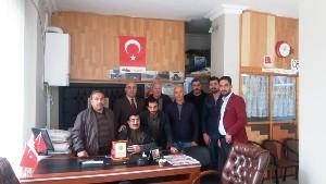 TSK MEHMETÇİK VAKFINDAN  BAYBURT'A TEŞEKKÜR