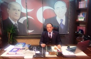 Başkan Karataş'ın Miraç Kandili mesajı