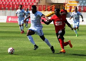 Ümraniyespor: 1 - BŞB Erzurumspor: 2