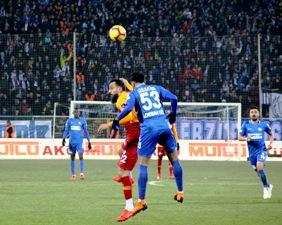 BB Erzurumspor 1 Galatasaray 1
