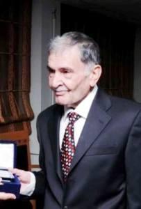 Prof. Dr. Sıtkı Aras vefat etti.