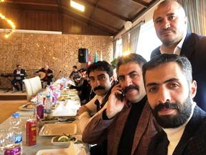 Erzurum'da Koç gibi organizasyon