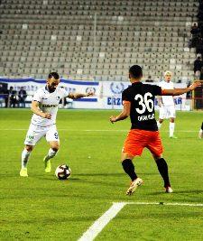 B.B. Erzurumspor: 2 - Adanaspor: 1