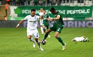 Bursaspor: 1 - Erzurumspor: 0