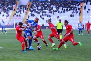 BB Erzurumspor: 0 - Akhisarspor: 0