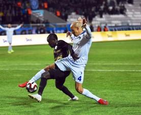BB Erzurumspor: 2 - Osmanlıspor: 0