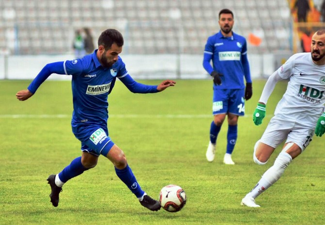 BB Erzurumspor: 2 - Giresunspor: 0