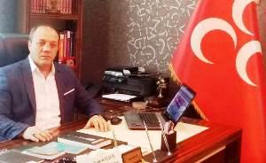 MHP'li Karataş'tan 1 Mayıs mesajı