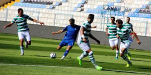 BB Erzurumspor: 1 - Konyaspor: 2