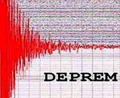 Hınıs'ta deprem..