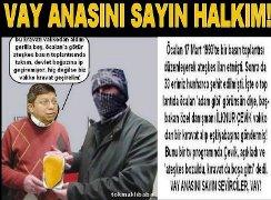 Öcalan'a Vakko'dan kravat...
