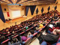 Erzurum'da Doktorlar bilgilendirdi