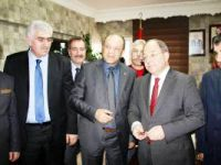 Bakan Akdağ MHP Erzurum İl Başkanlığını ziyaret etti.