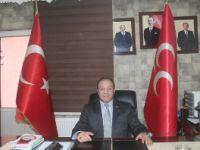 MHP Erzurum İl Başkanı Naim KARATAŞ'ın Kandil Mesajı
