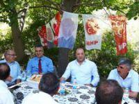 ERZURUM MHP'DE İLÇE İSTİŞARE TOPLANTILARI BAŞLADI