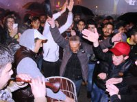 BB Erzurumspor Süper Lig sevinci