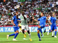 Atiker Konyaspor: 3 - BB Erzurumspor: 2