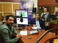Kent Konseyi Engelliler Meclisi TRT Erzurum Radyosuna konuk oldu