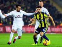 Fenerbahçe 2-2 BB Erzurumspor