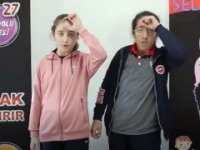 HEDEF KOLEJİ'NDEN  CUMHURİYET BAYRAMI'NA ENGELSİZ KARŞILAMA