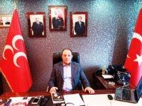 Başkan Karataş'tan Miraç Kandili mesajı
