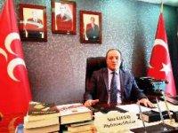 Başkan Karataş'tan 19 Mayıs mesajı