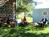 UCİM'den Rektör Çomaklı'ya  Hayırlı Olsun Ziyareti