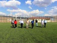 Çat'ta spor tesisi atağı