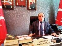 Başkan Naim Karataş'tan 21 Ekim Dünya Gazeteciler Günü mesajı