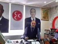İl Başkanı Naim Karataş 3 Mayıs Türkçülük Günü'nü kutladı